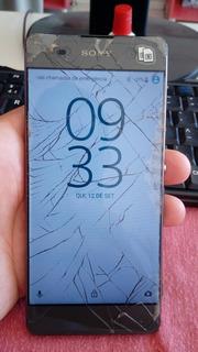 Smartphone Sony Xa F3116 Grafite
