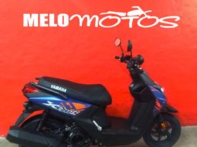 Yamaha - Bwsx-fi 125 Azul Naranja - Nueva 2019 Cero Kms.