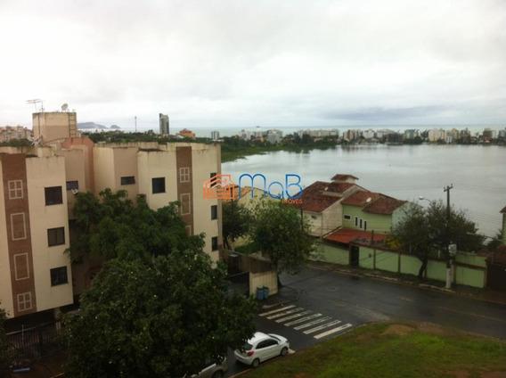 Excelente Cobertura Duplex, 03 Qtos, 1 Suíte, Vista Mar, No São Marcos - Cob014