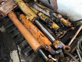 Retroexcavadora Case Super K Gato Boom Pluma Bote Estabiliza