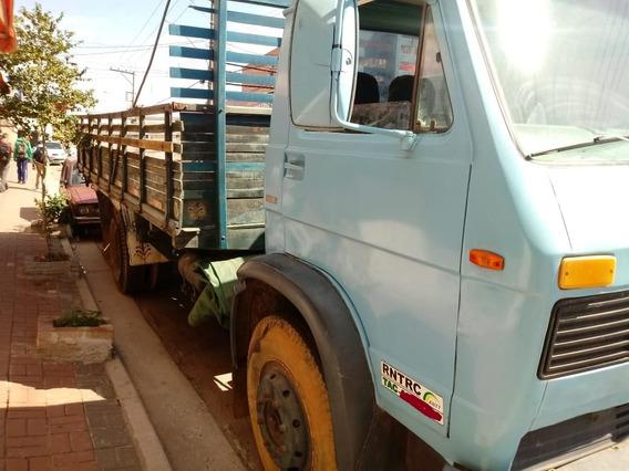 Caminhão Vw 11130 - Ano 82, Doc Ok, / Licenciado