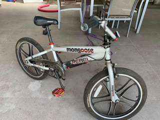 Bicicleta Bmx Mongoose Rebel