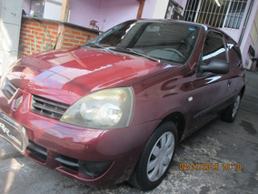 Clio 1.0 8v Authentique 3p 2006