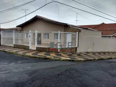 Casa Com 3 Dormitórios À Venda, 221 M² Por R$ 650.000 - Jardim Leonor - Campinas/sp - Ca5512