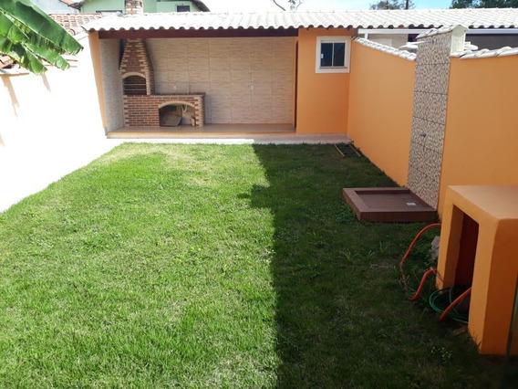 Casa Em Jardim Atlântico Central (itaipuaçu), Maricá/rj De 100m² 2 Quartos À Venda Por R$ 335.000,00 - Ca265656