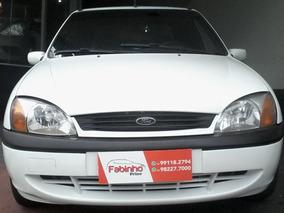 Fiesta 1.6 Mpi Glx 8v Gasolina 4p Manual