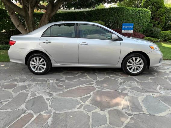 Toyota Corolla 1.8 Xle Aa Ee Cd R-16 Abs At 2010, Unico Dueñ