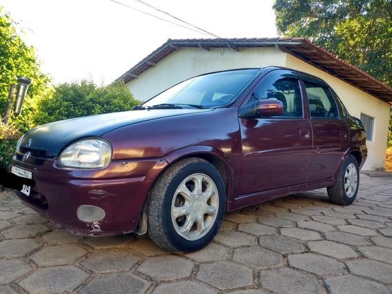 Chevrolet Corsa 1.6 Gls 99.5 5p 1999