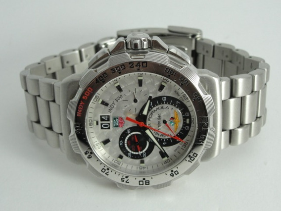 Relógio Tag Heuer Fórmula 1 - Indy 500 - Cah101b - Original