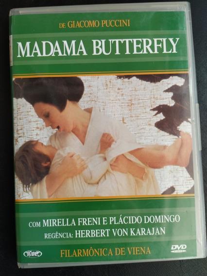 Madama Butterfly Puccini Placido Domingo Karajan Opera Dvd