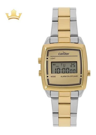 Relógio Condor Feminino Cojh512aa/5d - Mini Com Nf