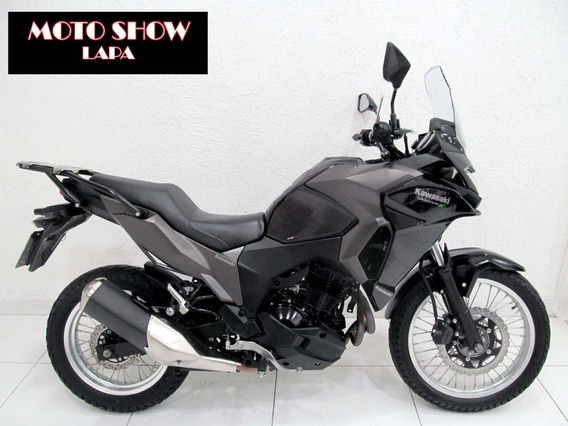 Kawasaki Versys X 300 2017/2018 Preta