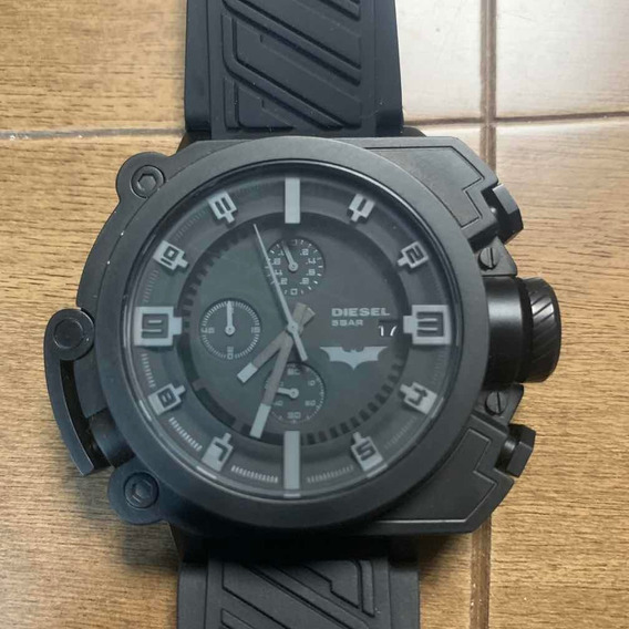 Relogio Diesel Watch - Batman Limited Edition