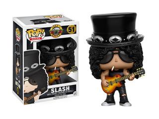 Funko Pop Slash #51 Guns N Roses Jugueterialeon