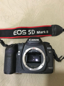 Reduzi O Preço! Canon 5d Mark Ii + Lentes + Acessórios