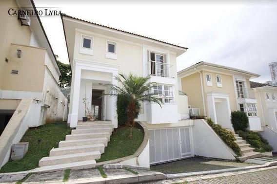 Casa Em Condomínio Fechado À Venda Ou Locação No Campo Belo - Ca0560