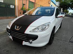 Vendo O Permuto, Financio Peugeot 307 1.600cc Nafta.