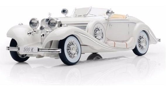 Miniatura Mercedes Benz 500 K Specialroadster 1936 Maisto
