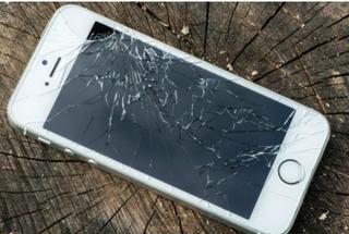 Vendo iPhone 6 Plus Com A Tela Lcd Quebrado