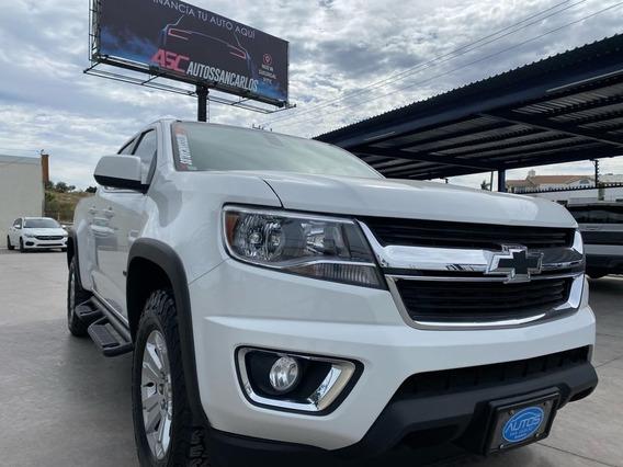 Chevrolet Colorado Lt 4x4 2017