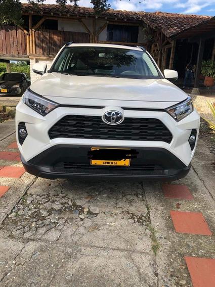 Toyota Rav4 4x2 Modelo 2020