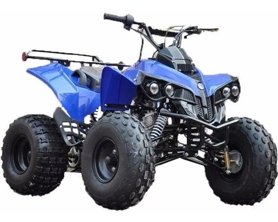 Super Quadriciclo Atv 125cc 0km F800 6x9 Modelo De Exposição