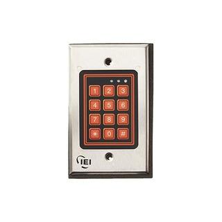 Iei International Electronics 212w Teclado De Membrana