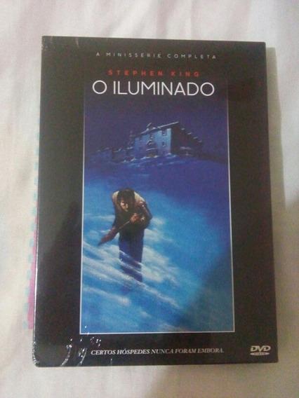 Box Dvd O Iluminado - A Minisserie Completa (1997)
