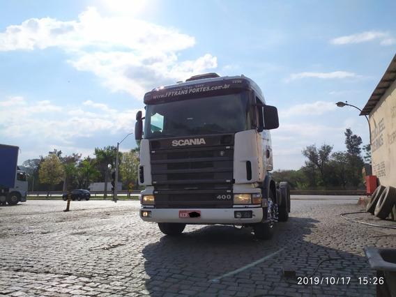 Scania R120 400 2002 6x2