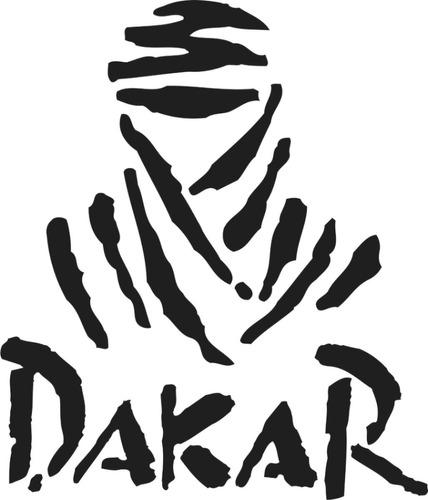 Vinilo Autoadhesivo Dakar Calco Rally Pegotin