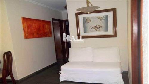 Apartamento Em São José Do Rio Preto Bairro Cidade Nova - V1077