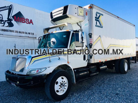 Camión Refrigerante Inetrnational Kenworth Volvo Freightline