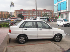 Ford Festiva Glx 1.323