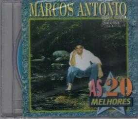Cd Marcos Antônio - As 20 Melhores