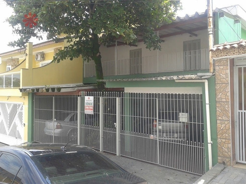 Imagem 1 de 15 de Casa Sobrado Em Vila Constança  -  São Paulo - 295