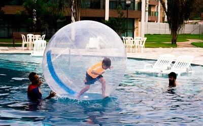 Water Ball A Bola Gigante