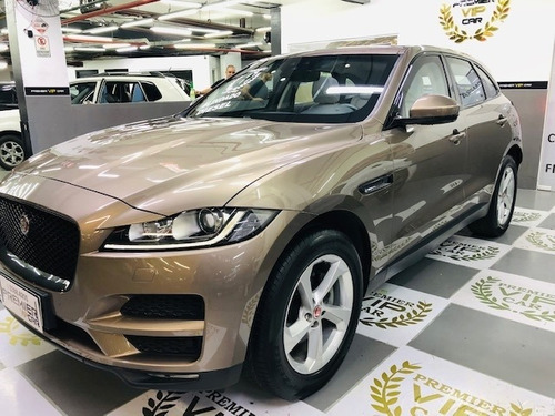 Jaguar F-pace 2.0 16v Turbo Diesel Prestige Awd 4p Automátic