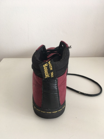 Zapatillas Botitas Dr Martens Talle 37 En Muy Buen Estado