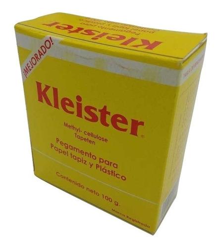 Imagen 1 de 4 de Pegamento Para Papel Tapiz Kleister Caja 100 G 1 Caja