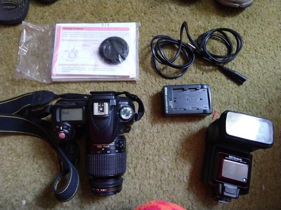 Câmera Digital Nikon D50