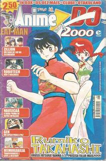 Brasil Revista Anime Do 2000 Nº 6 Editora Escala