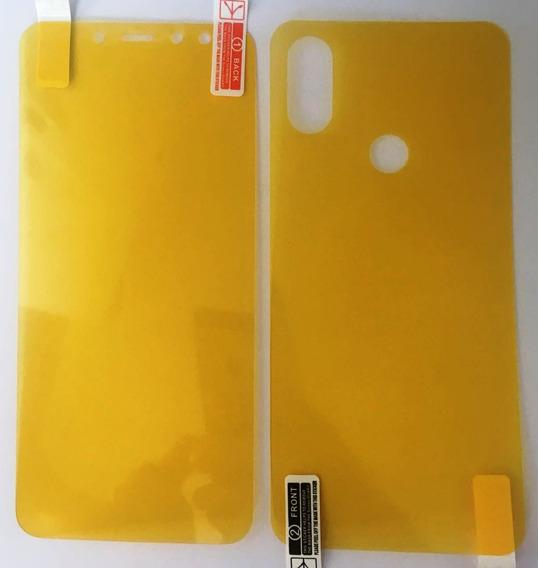 Protetor De Gel Frente Verso Xiaomi Mi A2 Mia2 Frete Gratis