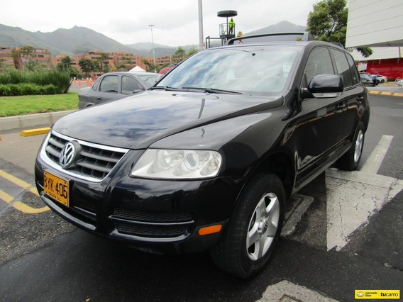 Volkswagen Touareg At 3200 4x4