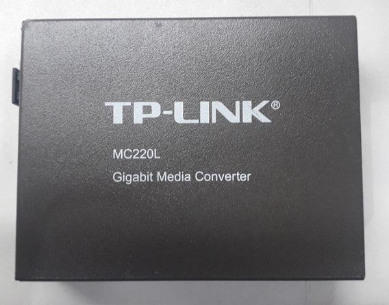 Conversor De Midía Tp-link Mc220l