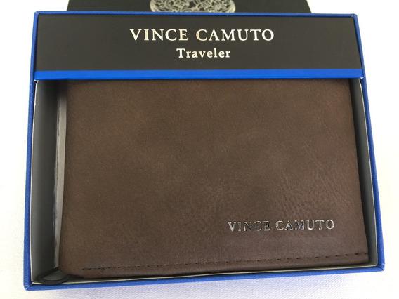 Cartera @ Vince Camuto @ Hombre Cafe Original Y Nueva 100%