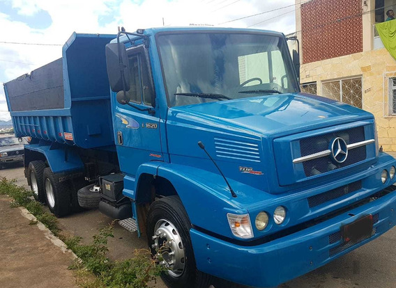Mb 1620 Truck Basculante Ano 2012
