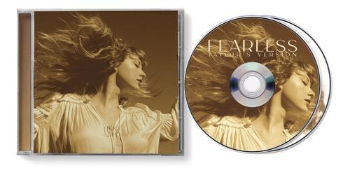 Taylor Swift Fearless Taylors Edition 2 Cd Nuevo 2021