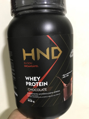 Whey Protein Hnd