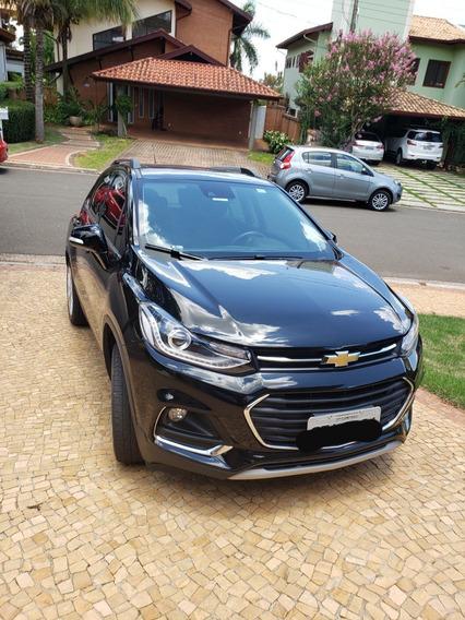 Chevrolet Tracker Motor 2.0 Turbo 2018 Preto