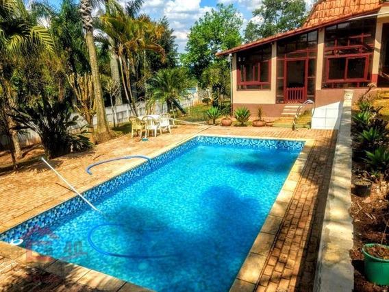 Chácara Com 5 Dormitórios À Venda, 2490 M² Por R$ 650.000 - Chácara Remanso (caucaia Do Alto) - Cotia/sp - Ch0073